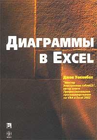 Книга Диаграммы в Excel. Джон Уокенбах. 2003